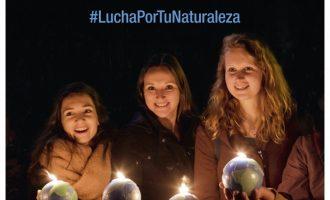 """Quart de Poblet celebra la Hora del Planeta bajo el lema """"Apaga la luz, todo irá bien"""""""