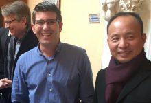 Jorge Rodríguez agradece la solidaridad del empresariado de Ontinyent para atender la crisis del COVID-19