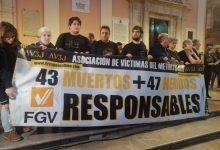 L'Associació de Víctimes del Metro posa fi a més d'una dècada de reivindicació