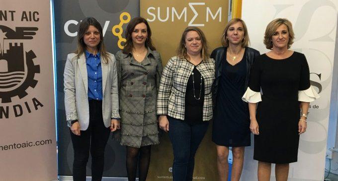 SUMEM se presenta en La Safor como una asociación comarcal de mujeres empresarias, profesionales y directivas