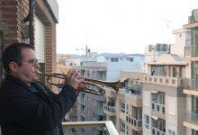 Llíria hace sonar la «Oda a la Alegría» de Beethoven en los balcones