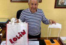 La empresa alborayense Lolín Carrión dona mascarillas al Ayuntamiento de Alboraya