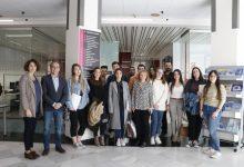 El Ayuntamiento de Quart de Poblet da la bienvenida a los y las 14 jóvenes que empiezan sus becas remuneradas