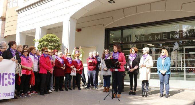 Quart de Poblet culmina amb la Marxa Dones Empoderades una setmana repleta d'activitats a favor de la igualtat