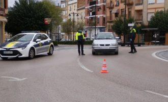 Las fuerzas y cuerpos de seguridad efectúan 154 denuncias en Ontinyent
