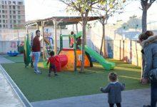 """La Escuela Infantil Municipal """"Ninos"""" de Quart de Poblet continúa el proceso de preinscripción de manera totalmente online"""
