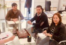 Alfafar comienza las obras de mejora en las viviendas sociales Mercedes hernández