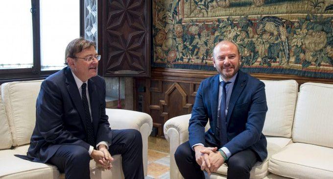 La Diputació de València duplica la seua aportació al Fons de Cooperació