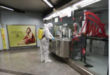 Metrovalencia registra un descens de persones usuàries