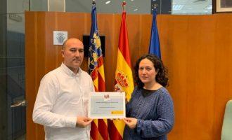 El Ministerio de Transición Ecológica reconoce el trabajo de Massamagrell por fomentar la movilidad sostenible