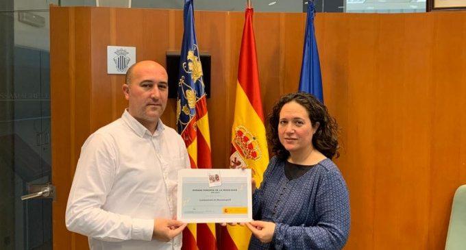 El Ministeri de Transició Ecològica reconeix el treball de Massamagrell per fomentar la mobilitat sostenible