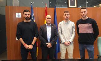 Massamagrell incorpora 3 nous agents de Policia Local