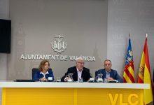 El ayuntamiento de València se hará cargo del 62,5% del presupuesto de los monumentos