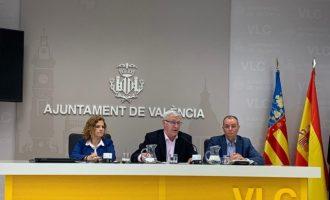 L'ajuntament de València es farà càrrec del 62,5% del pressupost dels monuments