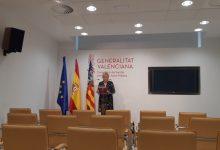 584 nous casos i 21 persones més mortes per Covid-19 a la Comunitat Valenciana