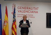 3.535 casos actius i 198 persones mortes per Covid-19 a la Comunitat Valenciana