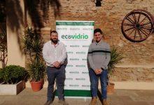 El Ayuntamiento de Almàssera  y Ecovidrio fomentan el reciclado de envases de vidrio durante las Fallas 2020