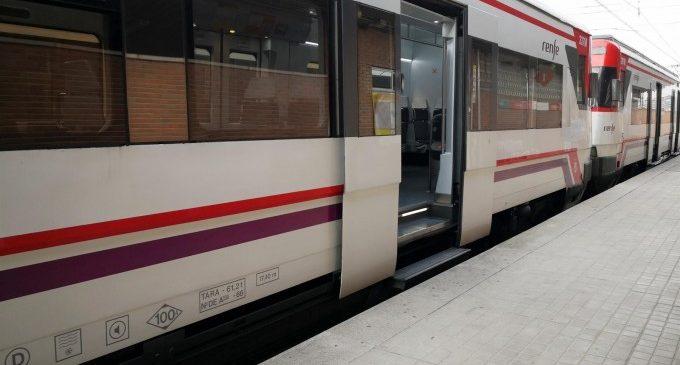 Renfe programa el fin de semana 107 trenes especiales de Cercanías para asistir a las 'mascletaes'