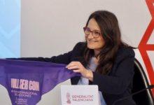 Oltra anuncia la Estratègia Valenciana contra la Violència Sexual hacia las mujeres de cara al 25N