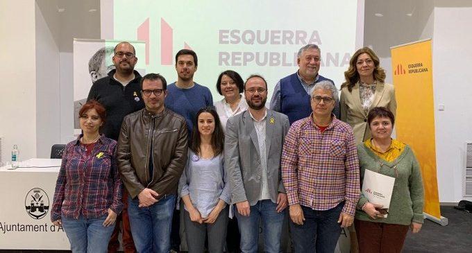 ERPV elige a Josep Barberà y Maria Pérez como presidente y secretaria general para los próximos cuatro años