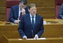 """Puig crida a un acord polític per a consensuar un adéu """"fratern i sense divisions"""" als morts"""