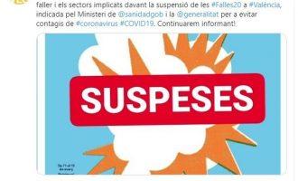 """El Ayuntamiento trabaja en una alternativa """"consensuada"""" con el mundo fallero ante la suspensión de la fiesta"""