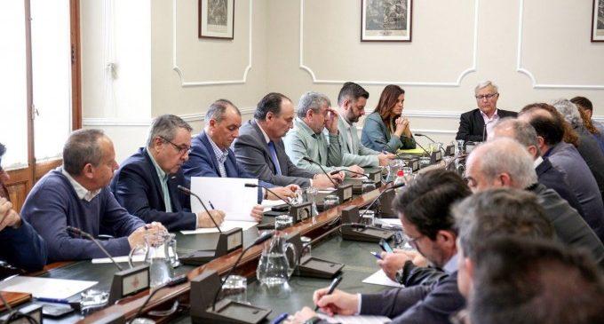 """L'Ajuntament de València crea un """"gabinet de crisi"""" per a coordinar les accions enfront de la pandèmia"""