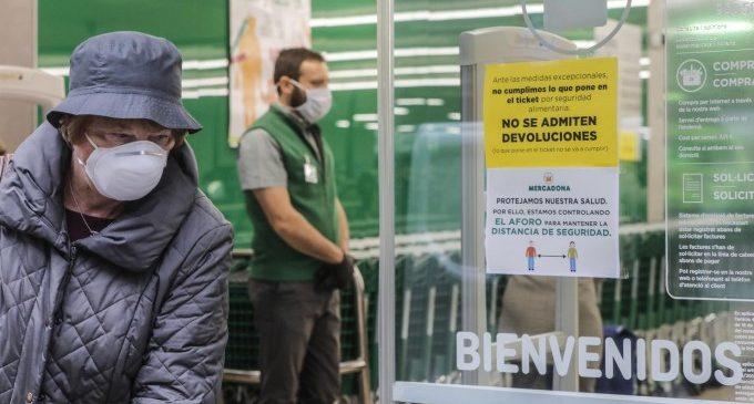Mercadona obrirà de 9.00 a 19.00 hores a partir del dijous i instal·larà gel desinfectant per als carros