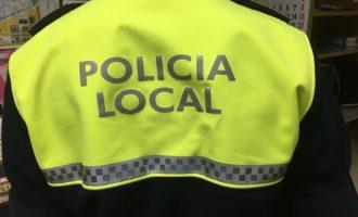 Detingut un home per robar i agredir a una persona sense llar a Alzira