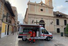 309 persones sense llar i 105 famílies de València reben menjar gràcies a Creu Roja i a l'Ajuntament