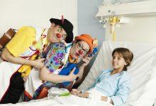 """Payasospital porta """"somriures online"""" als xiquets hospitalitzats"""