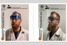 Los 'Coronavirus Makers' crecen con personal y alumnos de la UPV para imprimir equipos de protección en 3D