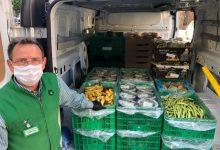 Mercadona reactiva la donación de productos de primera necesidad con varias entidades sociales de Valencia