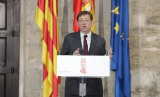 """Puig assegura que el subministrament en residències està """"garantit"""" i rebutja contradiccions amb el Govern"""