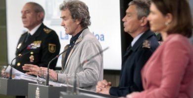 Espanya marca un màxim amb 832 morts en un dia, fins a 5.690, i registra 72.248 contagiats