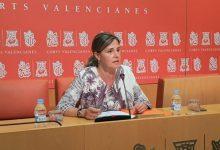 """El PPCV demana que els 74 milions """"que Oltra retalla de la Renda Valenciana d'Inclusió"""" es destinen a fins socials"""