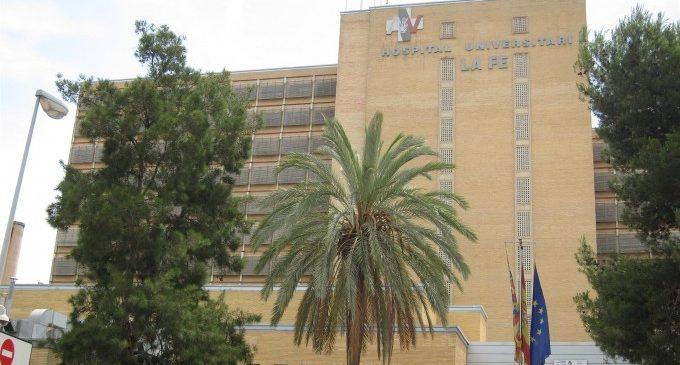 Conclouen les obres en la primera planta de l'antic Hospital la Fe de València, que podrà acollir pacients