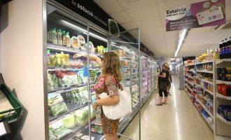 Las ventas del comercio minorista se disparan en febrero un 6,7% en la Comunitat Valenciana