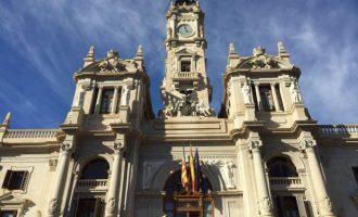 El PP demana major protecció a instal·lacions de l'Ajuntament de València per a empleats i ciutadans