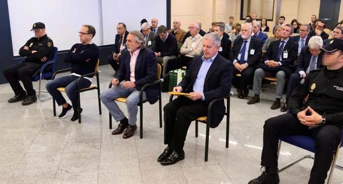 El jutge posa fi al 'cas Gürtel' tancant la peça principal de delictes fiscals dels líders de la trama
