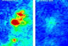 La contaminació es redueix un 64% a València des de l'inici del confinament