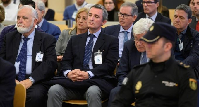 Anticorrupció aporta més proves en el judici per la visita del Papa