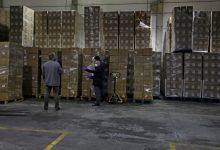 Quasi un milió de màscares i 10.000 ulleres de protecció i EPIs arriben a la Comunitat Valenciana
