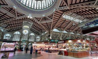 Los mercados de València garantizan productos de calidad mediante la compra online