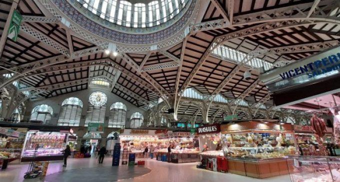 El Mercat Central de València garanteix el proveïment i llança un missatge de calma