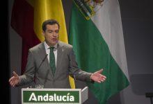 Moreno iniciará este lunes una ronda de contactos con presidentes autonómicos sobre financiación