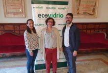 L'Ajuntament de Sueca i Ecovidrio fomenten el reciclatge d'envasos de vidre durant les Falles 2020