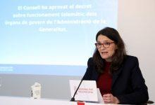 """Oltra destaca la labor del Consell Consultiu Trans com """"un espai d'interlocució permanent i de participació"""""""
