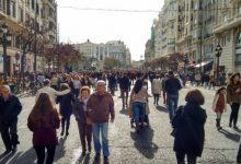 La peatonalización de la plaza del Ayuntamiento se aplaza hasta la contención del coronavirus