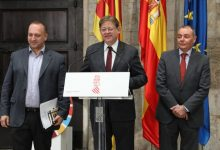 Puig anuncia la creació d'un observatori de cooperació público-privada per a reactivar l'economia